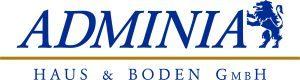Adminia Haus Und Boden Logo